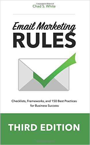 email marketing rules book cover