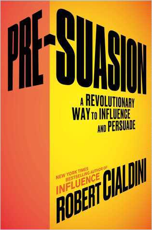presuasion - best marketing books of all time