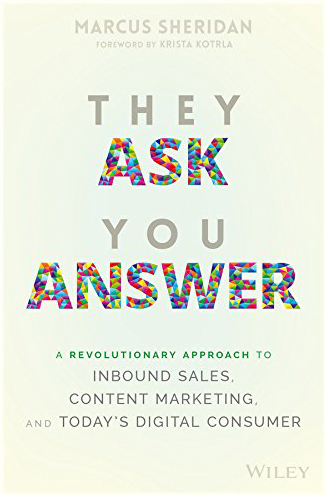 they ask you answer - best marketing books