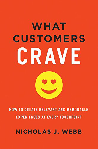 what customers crave - best marketing books