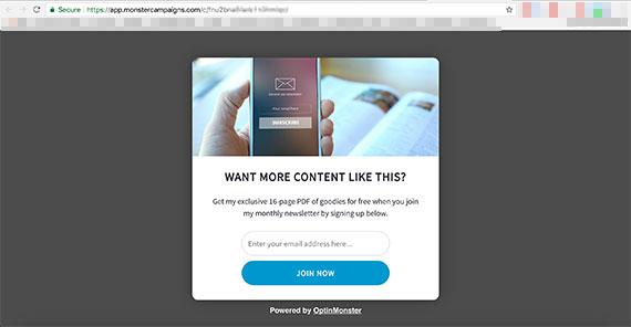 Shareable-MonsterLink-for-OptinMonster