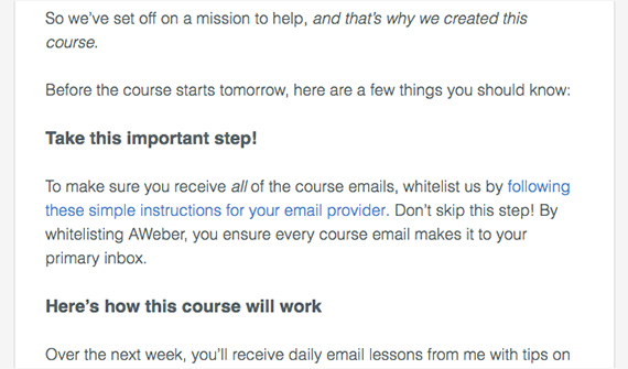 How to Write the Perfect Welcome Email for New Subscribers