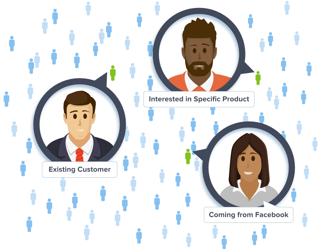 Personalize Your Campaigns Based on User's Interest