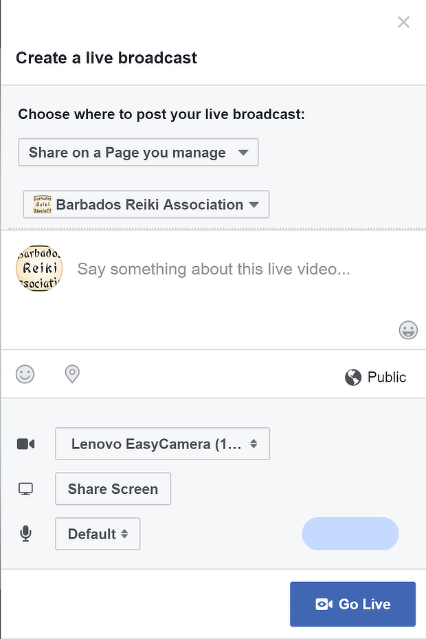 fb live desktop 2