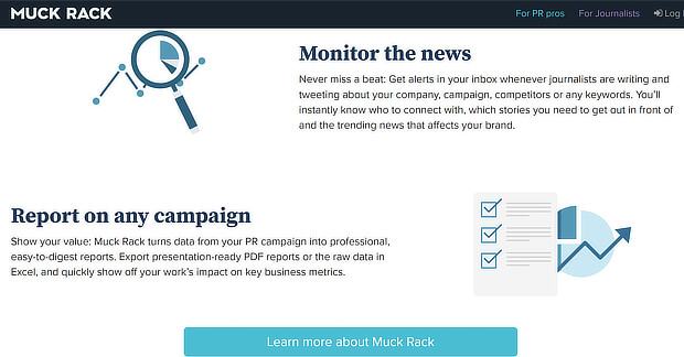3 muck rack - how to write a sales page example