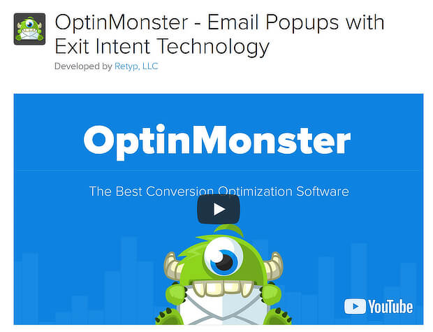 best paid shopify apps - optinmonster