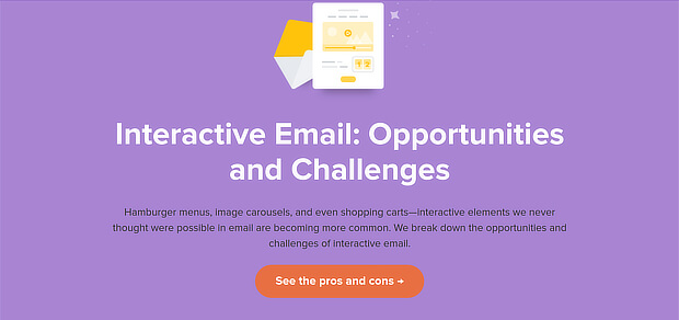 email newsletter examples - litmus