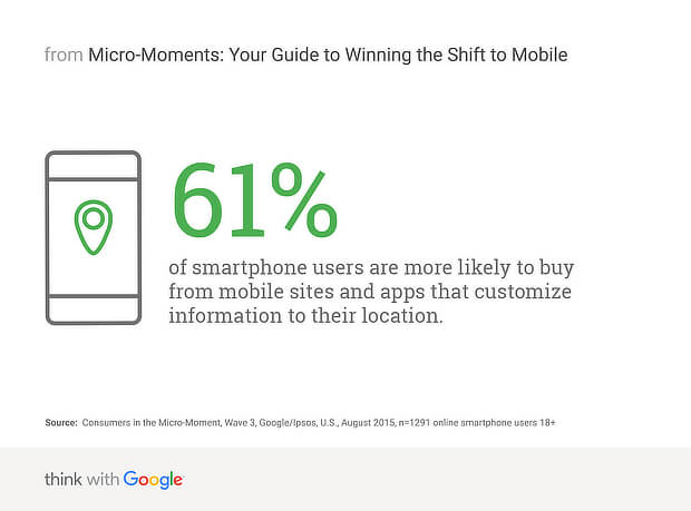 geo targeting mobile - google stats