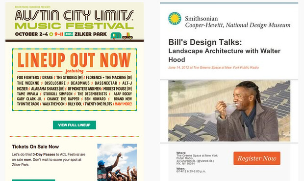 11 email newsletter design tips to boost clicks and engagement mailchimp email design templates spiritdancerdesigns Gallery