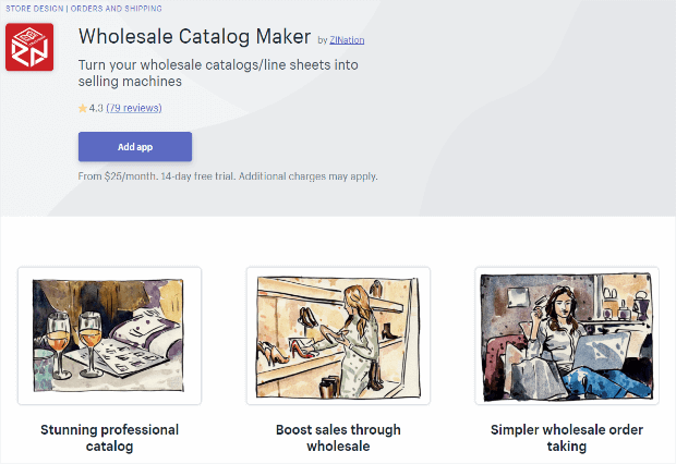 wholesale catalog maker