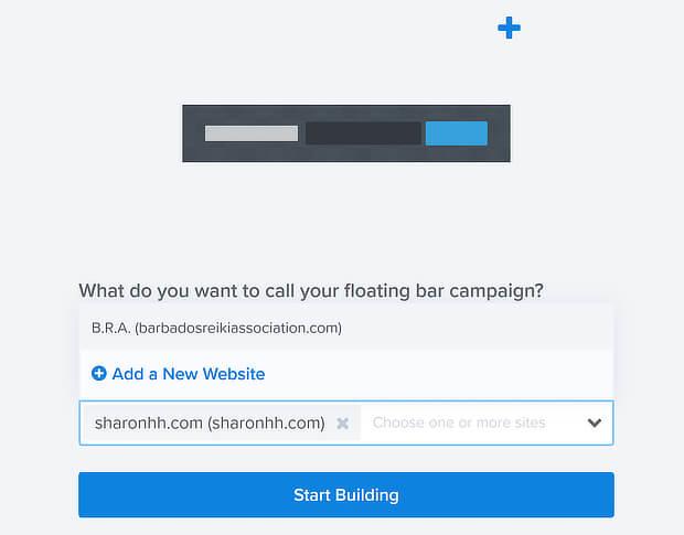 name announcement bar shopify