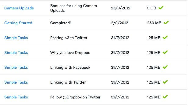 dropbox growth hacking strategies