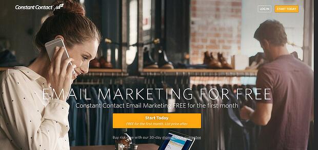 电子邮件营销增长工具 - 不断联系