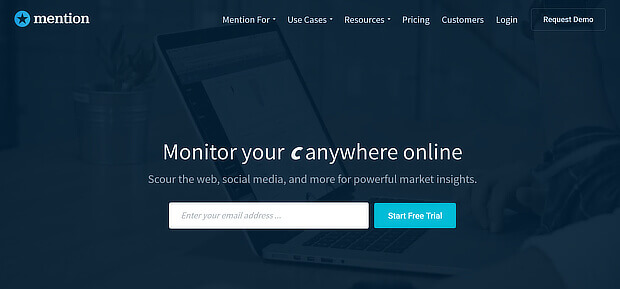 use monitoring as a social media growth hack with mention