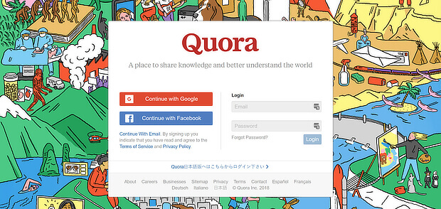 use quora as a business growth hack