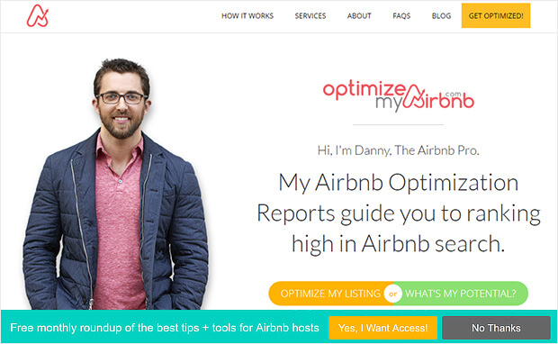 hello bar examples optimize airbnb