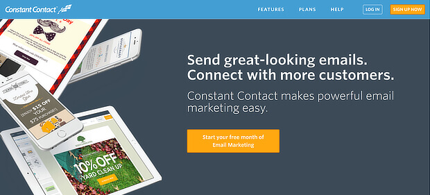 ständiger Kontakt - Content Marketing Tools
