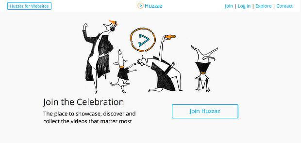 huzzazz是一种视频内容管理工具