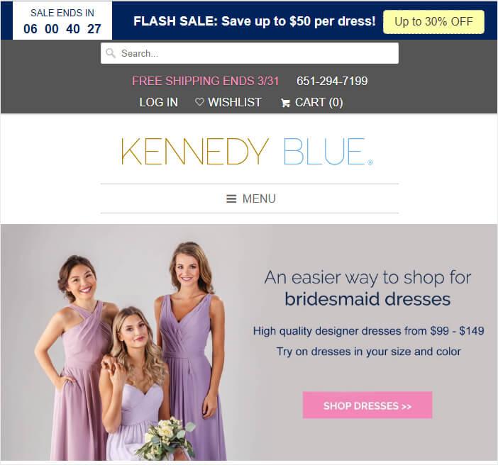 肯尼迪蓝色浮动你好吧