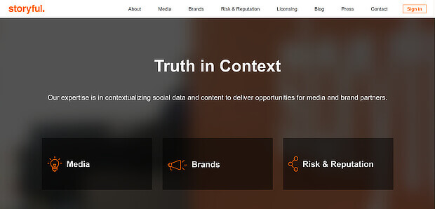 storyful - content curation for social media