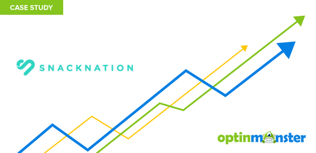 SnackNation uses OptinMonster to add 1200 leads per week
