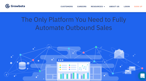 use growbots for automated lead generation