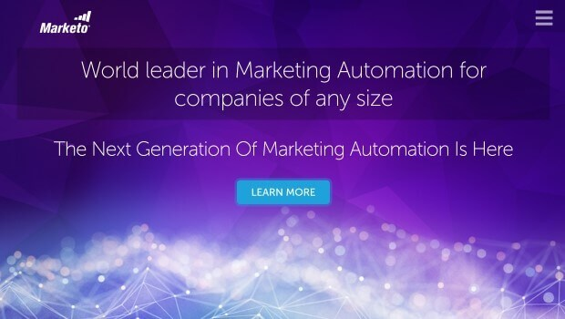 lead generation tools - marketo