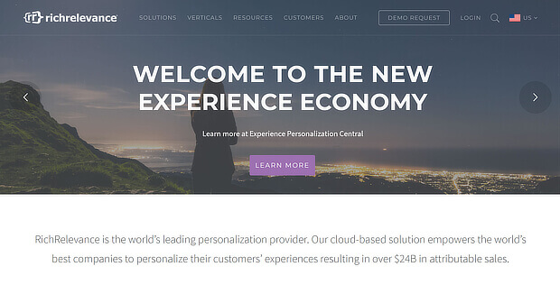 RichRelevance - Omnichannel ecommerce Personalization Technology