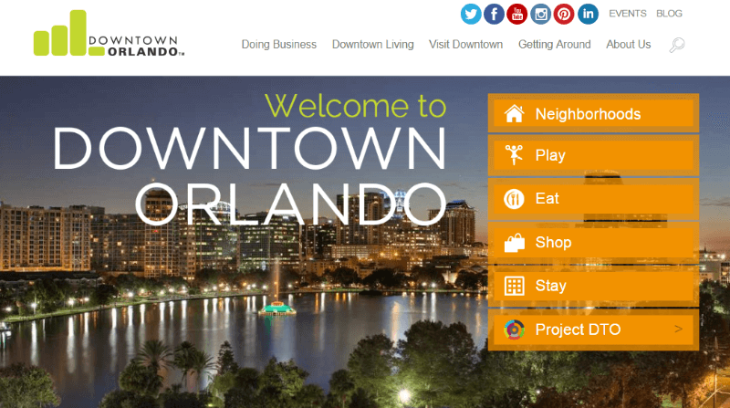 How DowntownOrlando.com Adds Over 4K Subscribers Each Year Using OptinMonster
