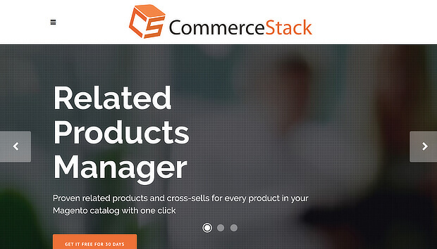 ecommerce personalization tools - CommerceStack