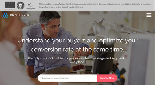 ecommerce personalization tools - omniconvert