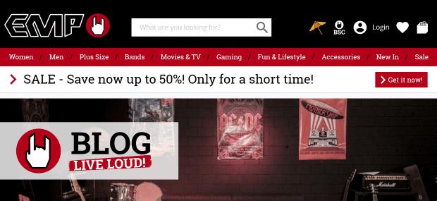 emp floating bar sales promotion