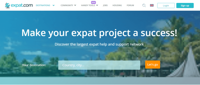 Expat.com adds over 14,000 members a month using OptinMonster