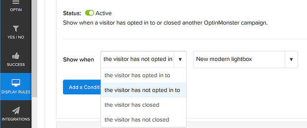 visitor has not opted into