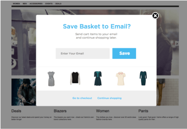 Save-Cart-to-Email