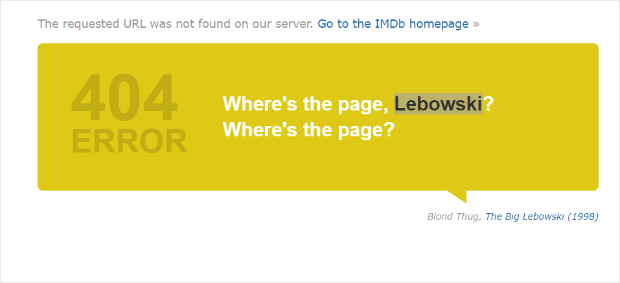 11 Best 404 Pages To Turn Lost Visitors Into Loyal Customers
