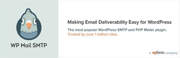 best wordpress plugins - WP Mail SMTP