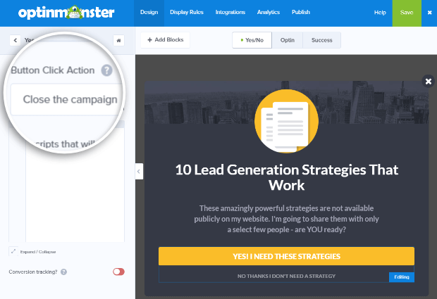 Got 10 Minutes? A Simple Yes/No Popup Will Boost Your Conversions!