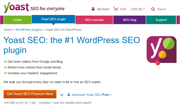 yoast seo makes you feel like an seo expert when you're so really not 😉
