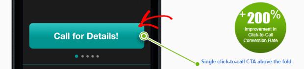click-to-call button example