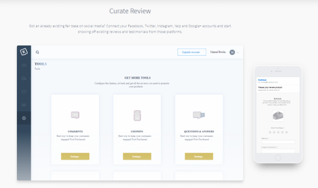 how to get product reviews on your website