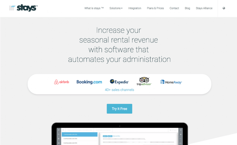 How Stays.net Boosted Monthly SaaS Sales 10% Using MonsterLinks