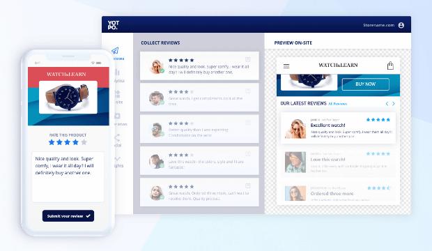 increase customer reviews