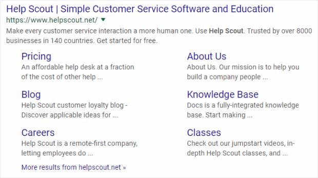 meta description examples