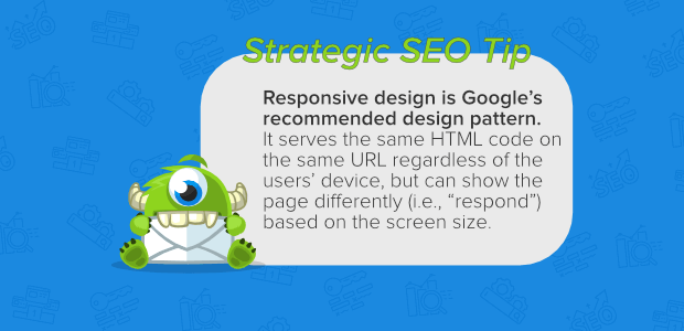 google responsive web design mobile-first indexing