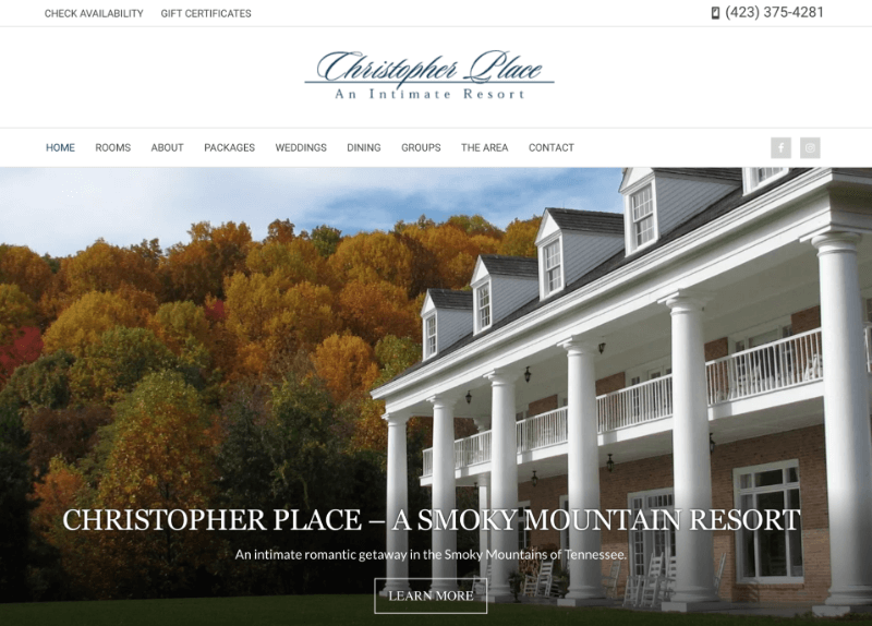 How Christopher Place Converted 60% of Their Traffic Without Using Discounts