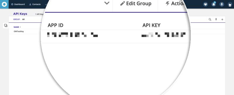 Ontraport Copy Keys