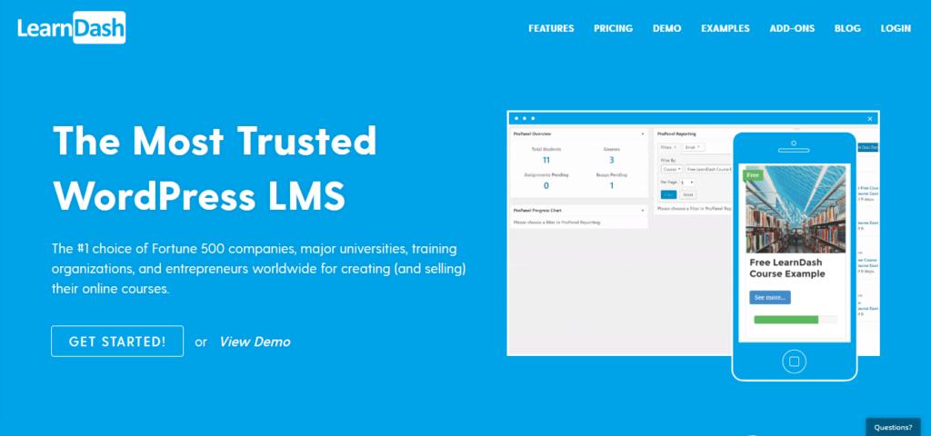 learndash wordpress lms plugin