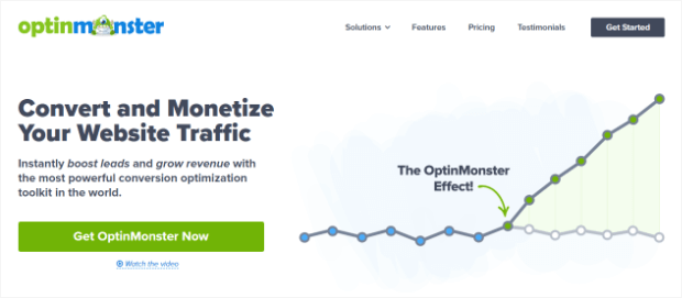optinmonster is the best lead generator for social media