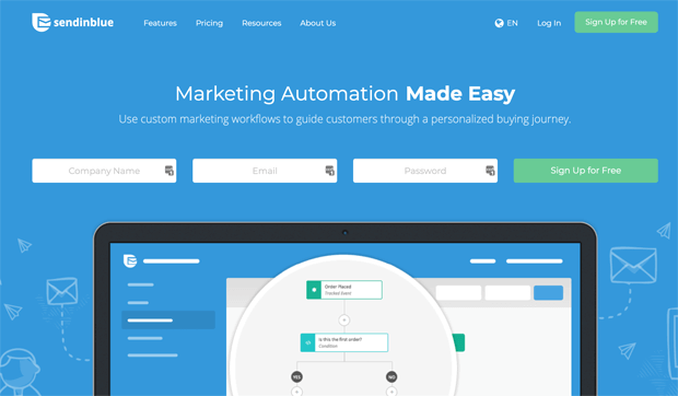 email marketing made simple a step by step guide [ examples]sendinblue marketing automation